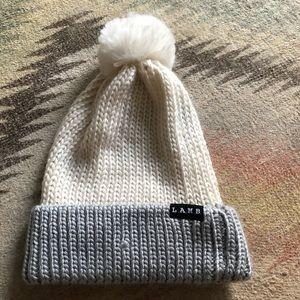 L.A.M.B. X Burton ski hat